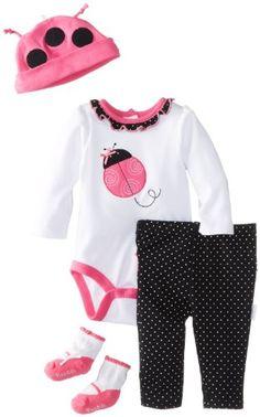 514d80198093 Baby Ladybug, Pink Ladybug, Baby Girl Newborn, My Baby Girl, Baby Baby