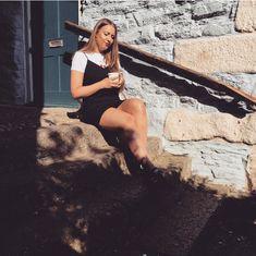 Morning coffee in the sun ☀️☕️☕️