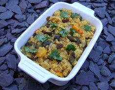 Couscous with vegetables - CookTogether