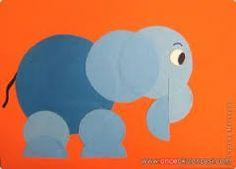 Αποτέλεσμα εικόνας για easy elephant crafts for preschoolers