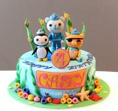 Octanauts cake 1