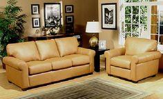 Superbe Arizona Leather Furniture | POLO   LEATHER SOFA