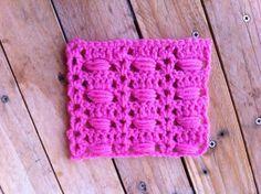 Point fantaisie 1 point crochet