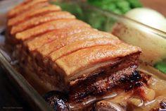 Costelinha de porco ao forno Chef Taico, Meatloaf, Brazil, Blog, Pork Spare Ribs, Lasagna, Oven, Cook, Recipes