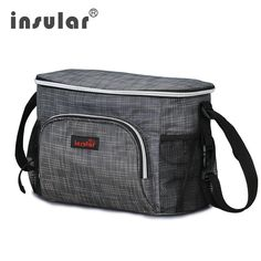 3a2772589feb Insular Baby Bags Messenger Large Diaper Bag Organizer Design Nappy Bags  For Mom Fashion Mother Maternity Bag Stroller