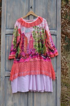 Romantic women dress XXXL romantic simplicity slow by MyEspresso