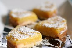 perfect lemon bar recipe - a combination of tartine's crust and cook's illustrated filling!