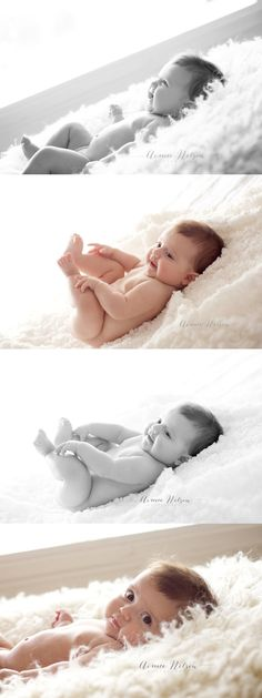 Aimee Nelson Photography » Beautiful Newborn Photography 3 month olds