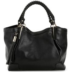 Black Just What You Asked For Bag (£24) ❤ liked on Polyvore featuring bags, handbags, black purse, black handbags and black bag