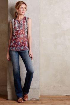 AG Tomboy Jeans - anthropologie.com