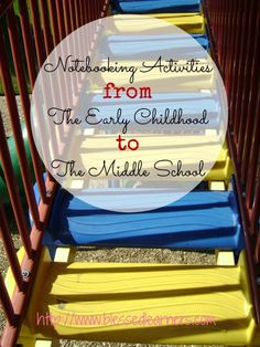 Notebooking Activities from The Early Childhood to The Middle School