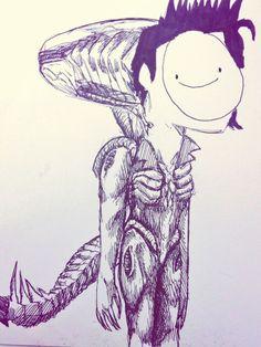 ¿Alien o smiley?