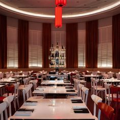 It's Friday! In need of plans? Go eat some delicious food at Katsuya at the SLS South Beach and see the beautiful draperies and wood blinds we made for the magnificent dining room #sls #slssouthbeach #katsuya #interior #interiordesign #luxury #sushi #japanesefood #red #drama #diningroom #resturant #totalwindow #drapery #draperyhardware #blinds #woodblinds #custom #glamour #decor #miami #miamibeach #southbeach #fortlauderdale #palmbeach