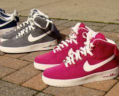 "Nike Air Force 1 High ""Blazer Pack"