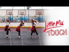 Little Mix - TOUCH | Choreography - YouTube
