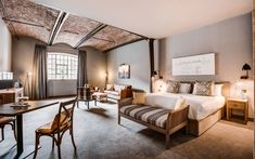 Historic converted warehouse hotel in Liverpool Meeting Venue, Hotel Meeting, Best Hotel Deals, Best Hotels, Converted Warehouse, Industrial Interiors, City Break, Country Chic, Hotel Reviews