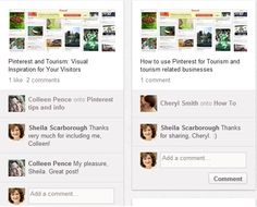 How to know when your content is pinned on Pinterest