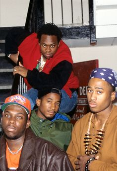 A Tribe Called Quest, still listen to them all the time!