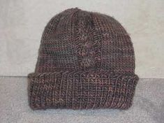 Free Knitting Pattern Hat With Bulky Yarn : Cotton weave sack serves as soap saver, washcloth ...