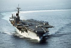 Navy pays a penny to get rid of carrier