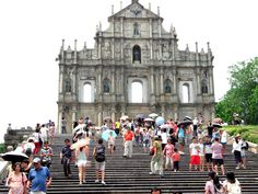 St Pauls, Macau1