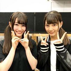 #けやき坂46 #潮紗理菜 #小坂菜緒