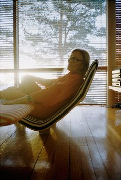 vuokko nurmesniemi for apartamento magazine - kaarle hurtig Marimekko, Outdoor Furniture, Outdoor Decor, Own Home, Textile Design, Hammock, Attitude, Two By Two, Stripes