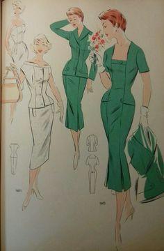 Ideal Robes Eté 1956