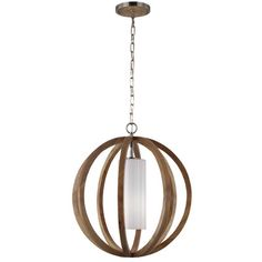 Flavien 1-Light Globe Pendant