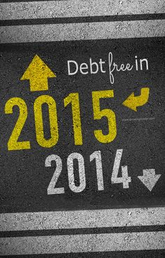 How to Be Debt Free in 2015 - Whether this is the first time you've thought about debt free living, or you've already taken the first steps on your journey to debt free, this series will show you everything you need to know to get started paying back your loans fast and stay inspired to keep on going.