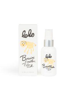 Bruine d'oreiller - 60 ml - Lolo Aloe Vera, Pillos, Lotion, Baby Skin Care, Baby Care, Gift Card Balance, Organic Shampoo, Bath Girls, Baby Powder