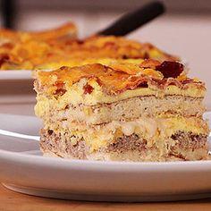 Pancake Lasagna With Chef Eric Greenspan