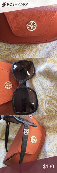 Tory Burch Sunglasses Never been worn Tory Burch Sunglasses. Perfect condition. Tags taken off when bought but never used. Tory Burch Accessories Sunglasses