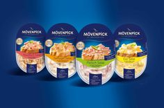 PREMIUMISATION  BACKGROUND  Swiss home based Mövenpick is well established in the segment chilled  salads and salad dressings. Since 2011 Mövenpick's salads and dressings can  also be found in German supermarkets and are exported to Scandinavia.  THE PROBLEM  To ensure success in Switzerla