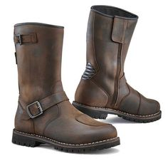 sports shoes dc738 6e869 TCX Boots - FUEL WP - Brown