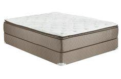 Hampton and Rhodes HR440 12_5 Pillow Top Mattress | Mattress Firm