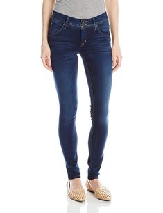 Hudson Womens Collin Midrise Skinny Jean Clothing, Amazon Affiliate link. Click image for detail, #Amazon #hudson #womens #collin #midrise #skinny #jean #clothing #viscose #cotton #modal #polyester #elastane #made #usa #imported #zipper #closure #machine #wash #mediumrinse #skinnies #full #recovery #stretch #denim #featuring #contrast #stitching #signature Best Jeans For Women, Jeans And Sneakers, Jeans For Sale, Mid Rise Skinny Jeans, Hudson Jeans, Jean Outfits, Jeans Style, Stretch Denim, New Fashion