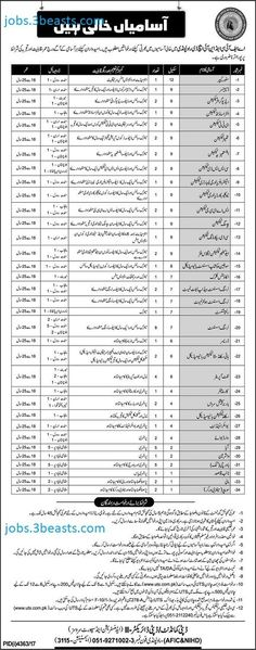 Jobs In Sindh Employees Social Security Institution  Feb
