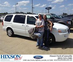 https://flic.kr/p/ChthFC | #HappyBirthday to Rachel from Mike Brenski at Hixson Ford of Leesville! | deliverymaxx.com/DealerReviews.aspx?DealerCode=VSBU