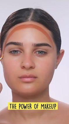 Makeup Geek Eyeshadow, Contour Makeup, Eyebrow Makeup, Makeup Brushes, Makeup Eye Looks, Beauty Makeup, Hair Makeup, Power Of Makeup, Makeup Makeover