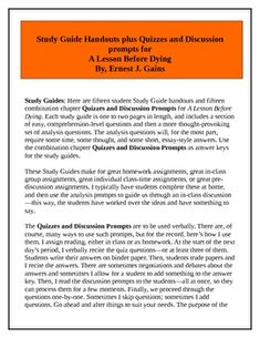 Hamlet Literature Guide - TeacherVision