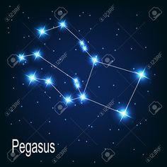 pegasus constellation - Google Search