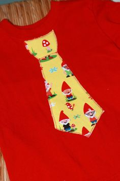 Gnome tie
