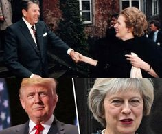 Asse Casa Bianca e Downing Street, un film già visto