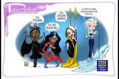 Pocket Princess #146
