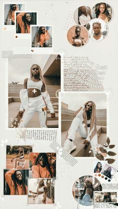 Wallpaper: Diarra Sylla Nu Wallpaper, Tumblr Wallpaper, Foto E Video, Photo Wall, The Unit, Queen, Noah Urrea, Backgrounds, Honey