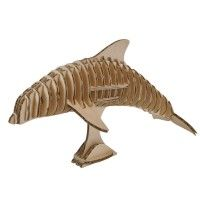 The d-torso official online store owned by AKI Co.The d-torso is cardboard paper craft invented by Y. Cardboard Animals, Cardboard Crafts, Paper Crafts, Cardboard Sculpture, Fish Sculpture, Laser Cutter Engraver, Laser Cutter Ideas, Laser Cutting, Dolphins