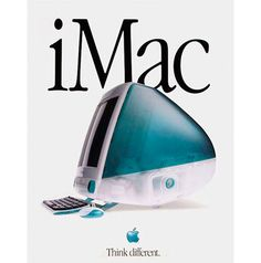 iMac is without a doubt a family of all-in-one Macintosh home computer designed and built by Apple Inc. It has been the fundamental part of Appl . Imac G3, Apple Inc, Apple Advertising, Steve Jobs Apple, Macbook Pro Sale, Programa Musical, Tech Branding, Smartphone, Home Computer