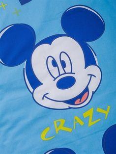 Mickey Çift Taraflı Nevresim Takımı -7Y8044Z1-679
