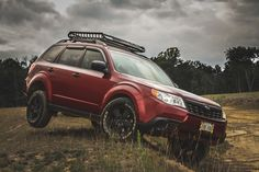 """subiesmakemerallyhard: """" http://flic.kr/p/pa9oSf Offroad Forester """""""